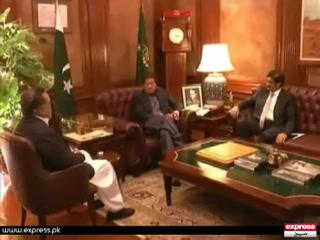 وزیراعظم سے وزیراعلیٰ سندھ کی ملاقات؛ آئی جی کی تبدیلی پر اتفاق