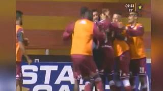 Repasá el gol del catracho Rubilio Castillo con el Saprissa