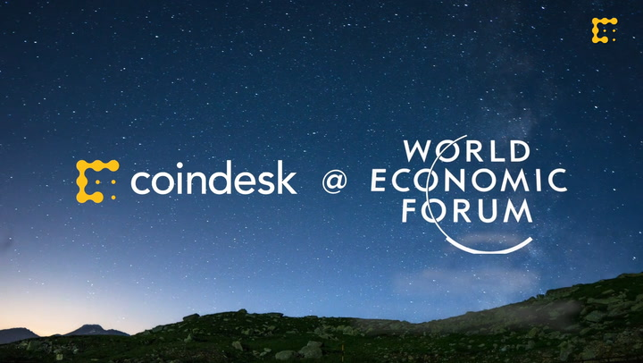CoinDesk @ WEF