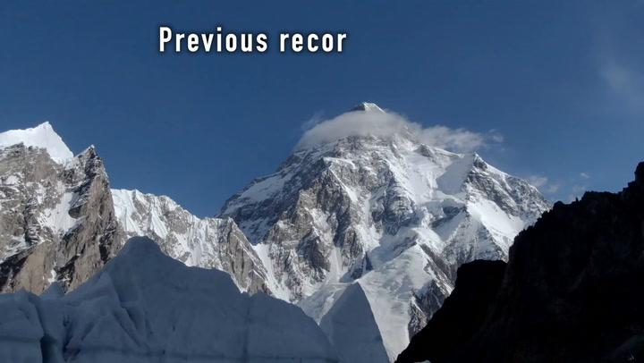 Nirmal Purja completa los 14 ochomiles en un tiempo récord de 190 días