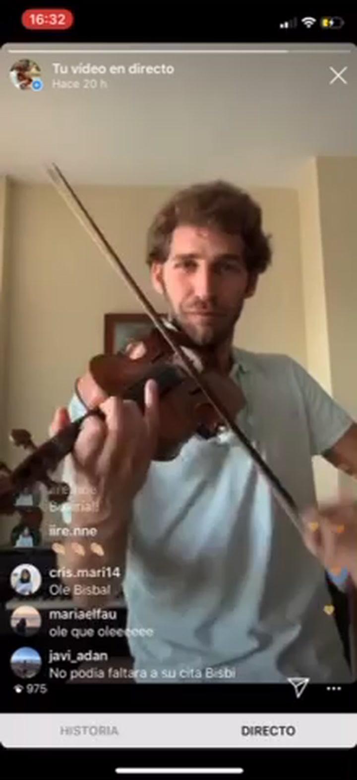 Joan Valls, Medicina Y Música