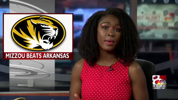 Missouri football wins the Battleline Rivalry for the fourth straight year