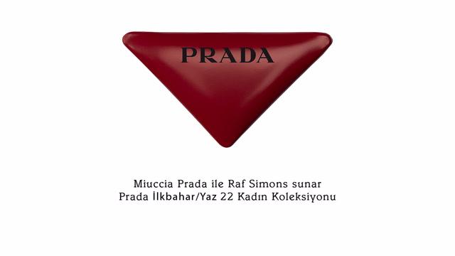 Prada İlkbahar/Yaz 2022 Kadın Koleksiyonu