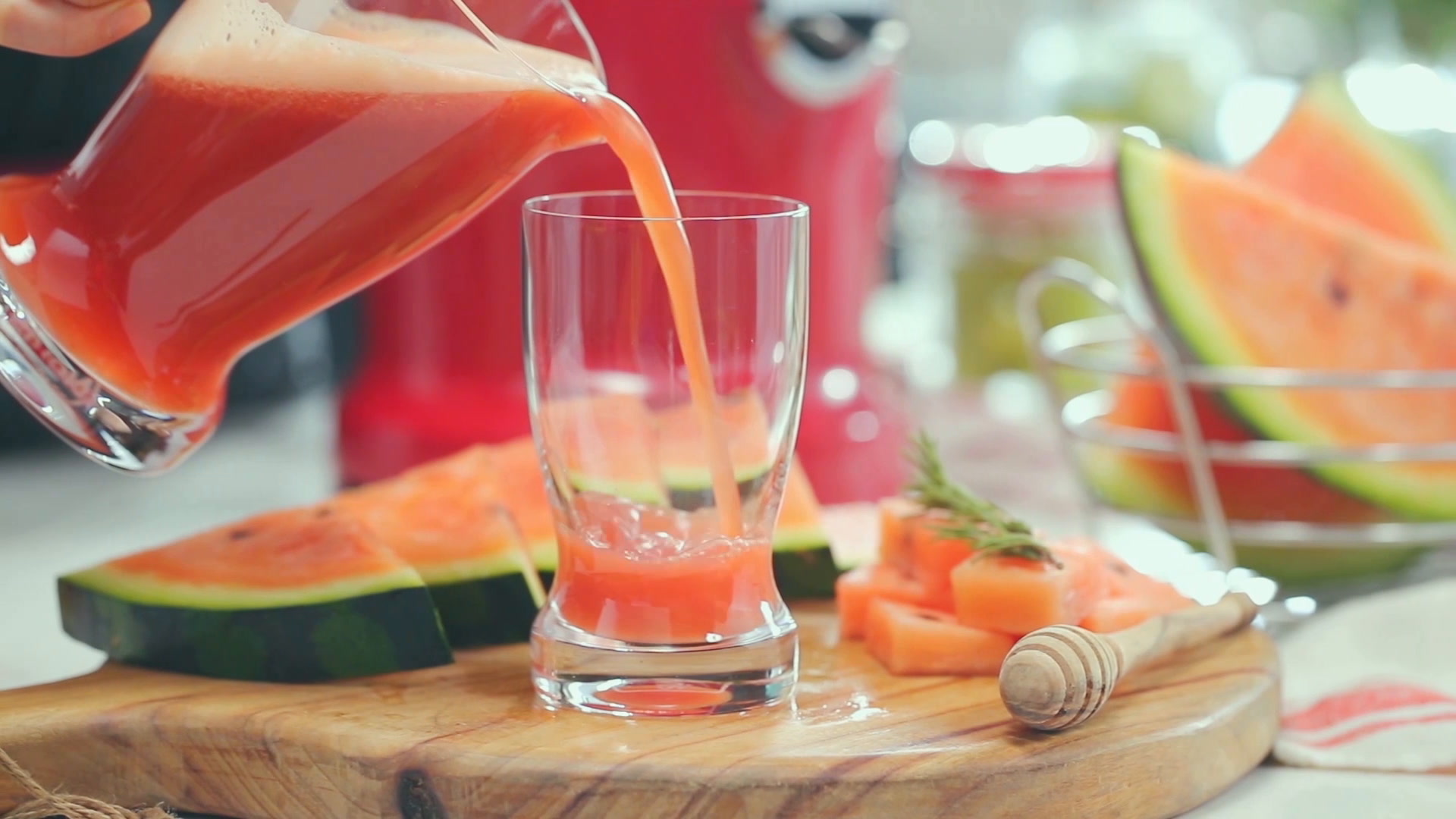Wassermelonen-Saft