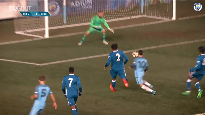 Phil Foden's best Man City moments