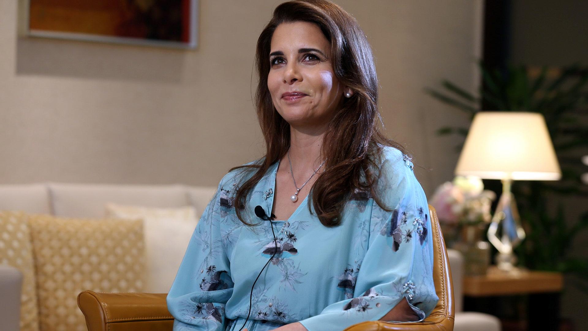 Las decisiones de Haya de Jordania: De una huida en secreto al juicio por el divorcio