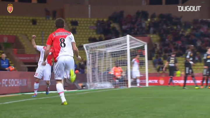 AS Monaco seal victory in five-goal thriller against Stade Reims