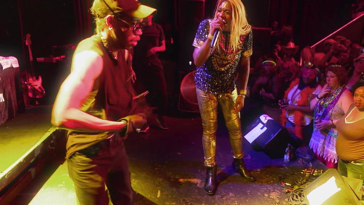 Big Freedia's New Dancers Shake Up The French Quarter