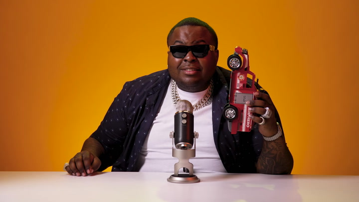Sean Kingston Does ASMR with A Guitar, Talks His Hit Songs & Inspirations