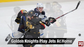 Golden Edge: Knights Beat The Jets 5-2