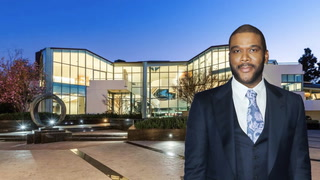 Tyler Perry Lists the Modern Mansion He Bought Just 6 Months Earlier