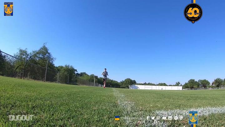 Tigres return to training