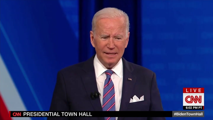 Biden: Open to Eliminating Filibuster on Voting Rights 'And Maybe More'