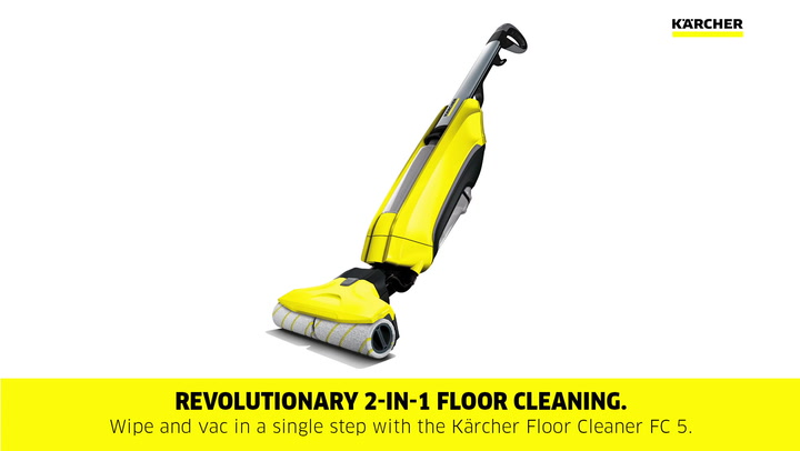Preview image of Karcher FC5 Electric Floor Cleaning Mop video