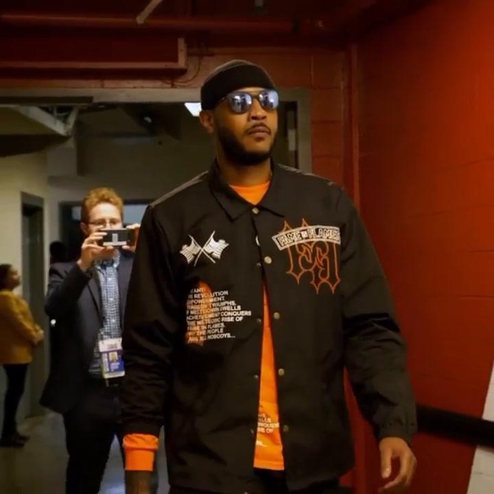 Carmelo Anthony es esperado por los Trail Blazers como la fórmula ofensiva