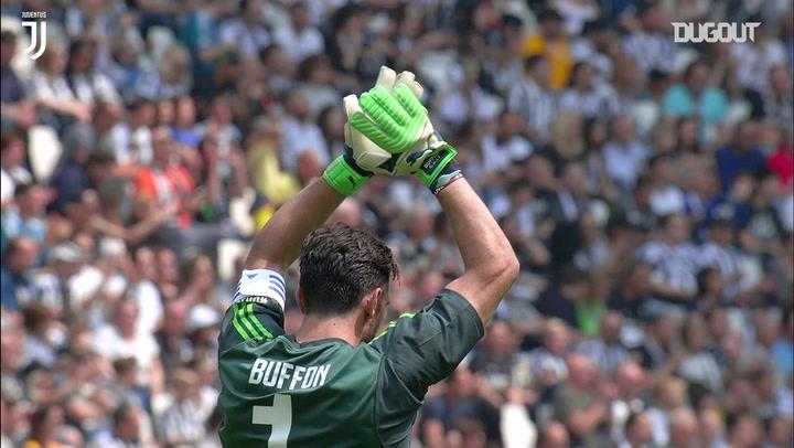 Buffon's record-breaking Juventus career