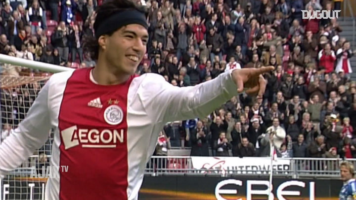 Luis Suárez's incredible strike vs Sparta Rotterdam