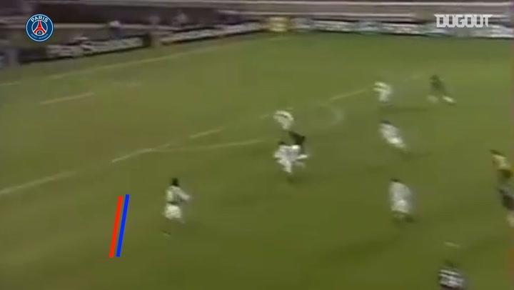 Paris Saint-Germain's best five goals against Bayern Munich