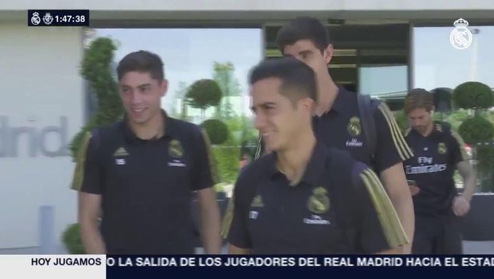 James e Isco, titulares en el Real Madrid; Vinicius suplente