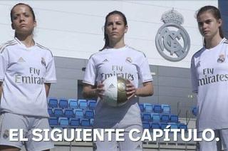 Por primera vez en la historia: Nace oficialmente el Real Madrid de fútbol femenino