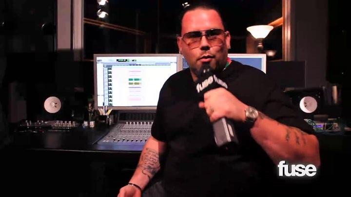 Shows: Hip Hop Shop: The MixDown: G Fella Previews His Mixtape '7 3/8'