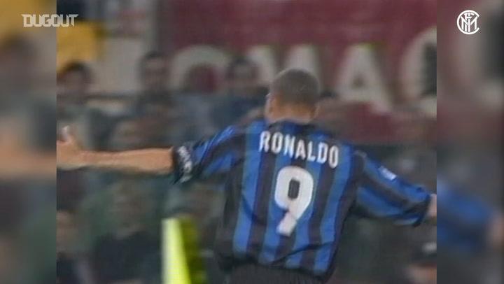 Inter win nine-goal thriller at Roma