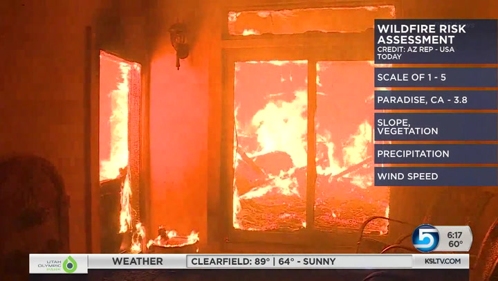 How To Gauge Utah's Wildfire Preparedness