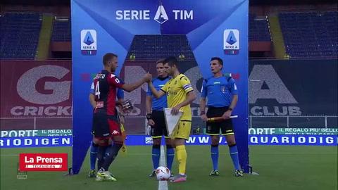 Genoa logra la permanencia y Lecce desciende en el final de temporada de la Serie A