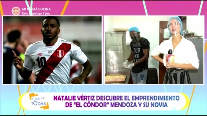 Andrés 'El Cóndor' Mendoza revela que le escribió a Jefferson Farfán y no le contesta
