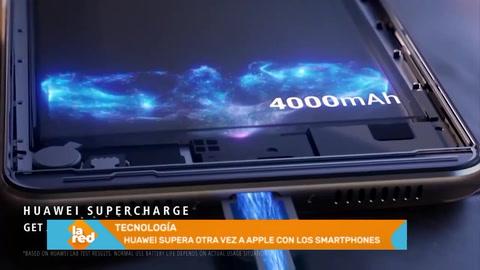 Huawei destrona a Apple y ahora va por Samsung