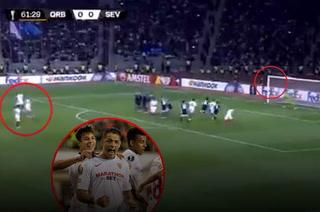 Sevilla¡Chicharito Hernández se estrena con tremendo golazo en la Europa League!