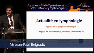 Actualités en lymphologie