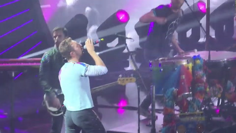 Coldplay cancela su gira para no contaminar el planeta