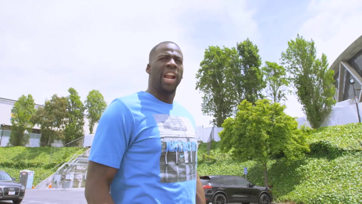Draymond: NBA Finals, Pre-Game 2