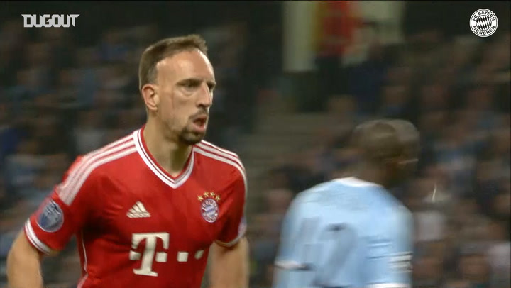 FC Bayern hammer Manchester City at the Etihad