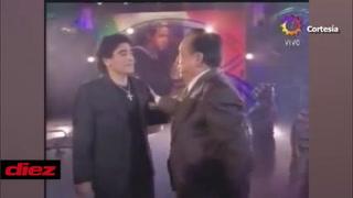El día que Diego Maradona confesó que Chespirito era su ídolo
