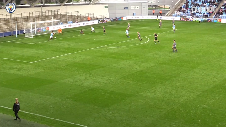 Man City Women hit four past Leicester City Women