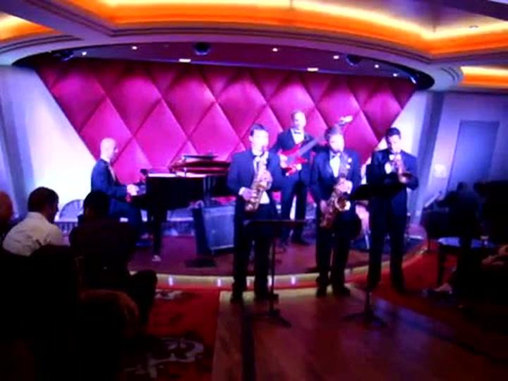 Oasis Of The Seas Jazz On 4 Performance