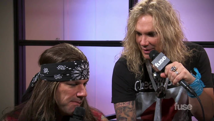 Interviews: Steel Panther Help You Pick the Best Mother's Day Present