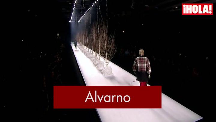 Fashion Week Madrid otoño-Invierno 2015-2016: Alvarno