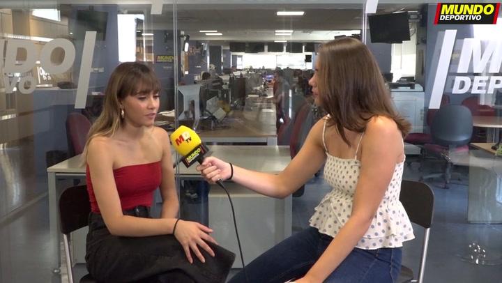 Entrevista MD a Aitana
