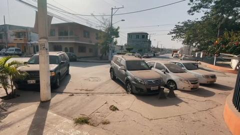 Seis provincias de Ecuador afectadas por ceniza volcánica