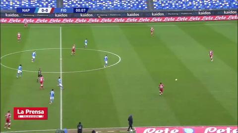 Napoli 6-0 Fiorentina (Serie A)