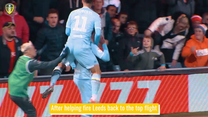 Patrick Bamford's evolution at Leeds United