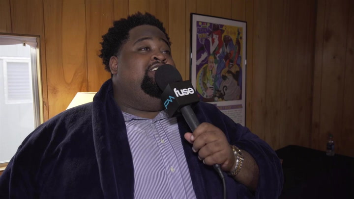 LunchMoney Lewis Reveals How Fast Meghan Trainor Records