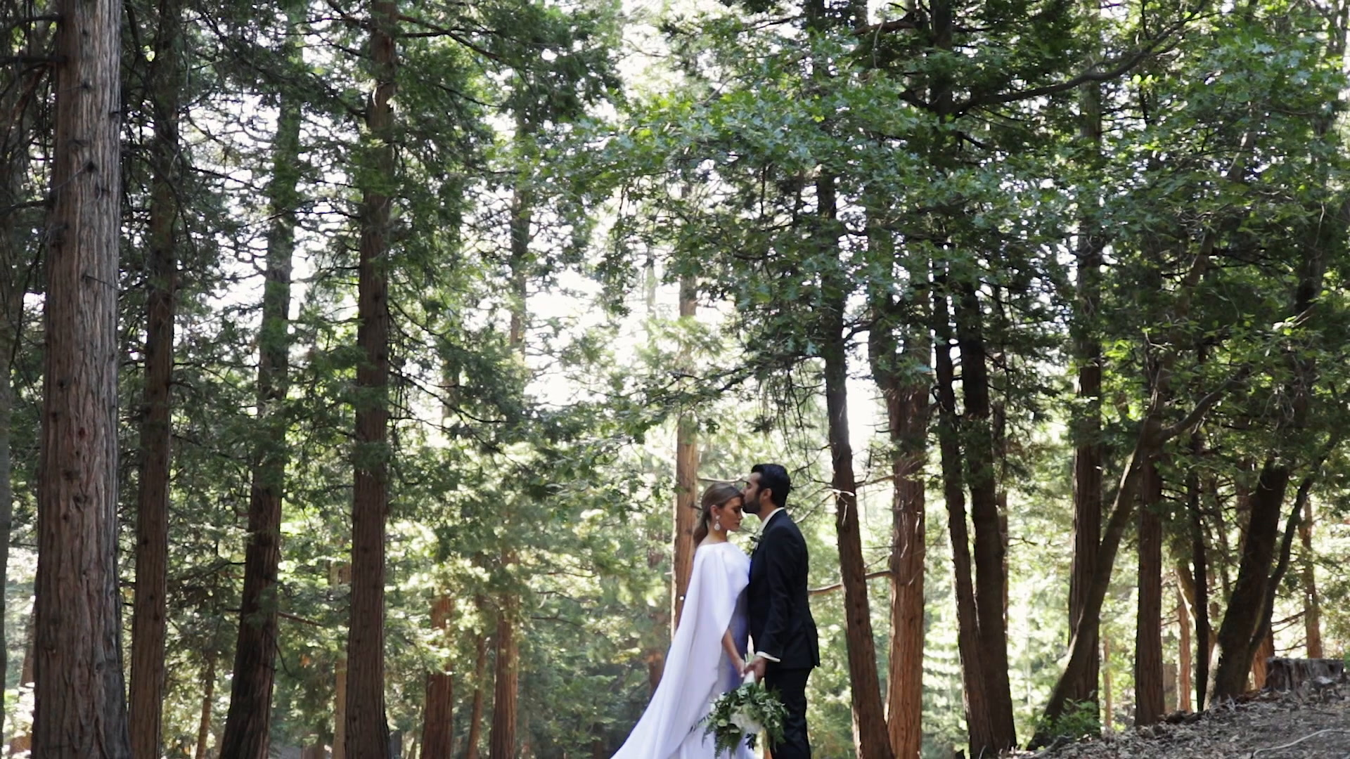 Bobbi + David | Lake Arrowhead, California | Pine rose cabins
