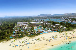 Caesars to manage a non-gaming beachfront resort in Mexico