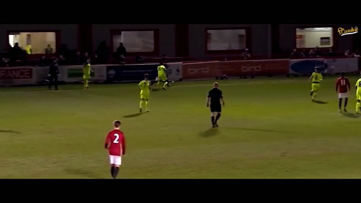 Así juega Ángel Gomes, la perla del United