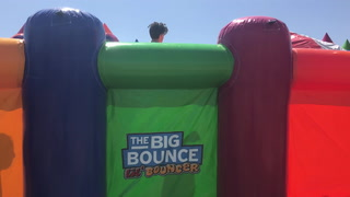 Big Bounce America visits North Las Vegas