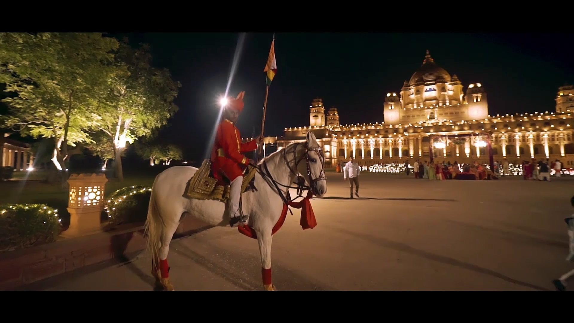 Mansi + Ankur | Jodhpur, India | Umaid Bhawan